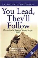You Lead, They'll Follow Vol 2