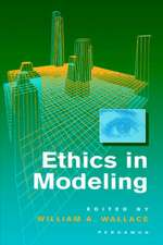 Ethics in Modeling