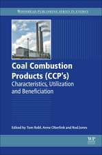 Coal Combustion Products (CCPs): Characteristics, Utilization and Beneficiation