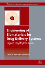 Engineering of Biomaterials for Drug Delivery Systems: Beyond Polyethylene Glycol
