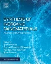 Synthesis of Inorganic Nanomaterials