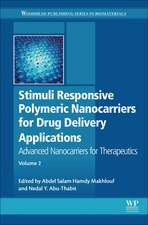 Stimuli Responsive Polymeric Nanocarriers for Drug Delivery Applications: Volume 2: Advanced Nanocarriers for Therapeutics