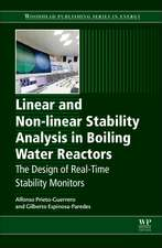 Linear and Non-linear Stability Analysis in Boiling Water Reactors: The Design of Real-Time Stability Monitors
