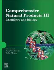 Comprehensive Natural Products III