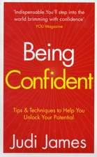 Being Confident