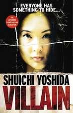 Yoshida, S: Villain