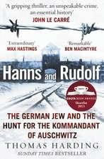 Harding, T: Hanns and Rudolf