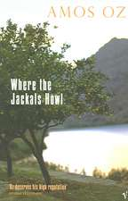 Where The Jackals Howl