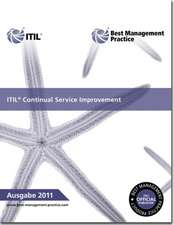 ITIL Continual Service Improvement - German Translation