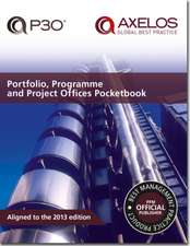 Portfolio, programme and project offices pocketbook [pack of 10]
