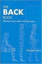 Back Book:  Patient Booklet (Pack of 10)