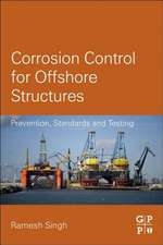 Corrosion Control for Offshore Structures