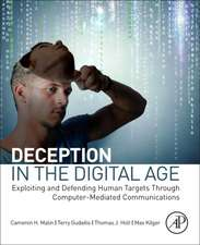 Deception in the Digital Age