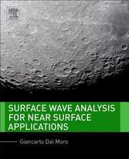 Surface Wave Analysis for Near Surface Applications
