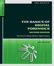The Basics of Digital Forensics