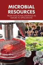 Microbial Resources: From Functional Existence in Nature to Applications