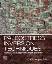 Paleostress Inversion Techniques