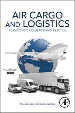 Air Cargo and Logistics: Classics and Contemporary Practice