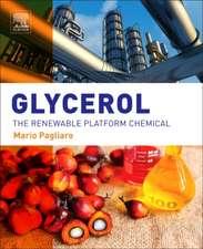 Glycerol: The Renewable Platform Chemical