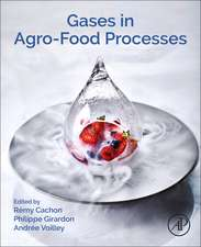 Gases in Agro-food Processes