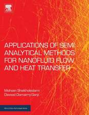Applications of Semi-Analytical Methods for Nanofluid Flow and Heat Transfer