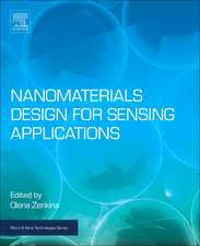 Nanomaterials Design for Sensing Applications