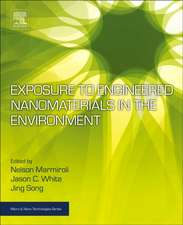 Exposure to Engineered Nanomaterials in the Environment