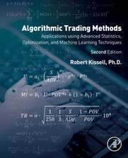 Algorithmic Trading Methods