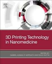 3D Printing Technology in Nanomedicine