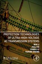 Protection Technologies of Ultra-High-Voltage AC Transmission Systems