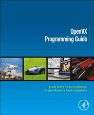 OpenVX Programming Guide