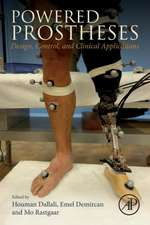 Powered Prostheses