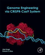Genome Engineering via CRISPR-Cas9 System