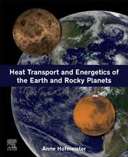 Heat Transport and Energetics of the Earth and Rocky Planets