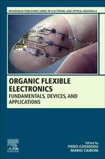Organic Flexible Electronics: Fundamentals, Devices, and Applications