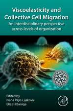 Viscoelasticity and Collective Cell Migration