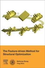 The Feature-Driven Method for Structural Optimization