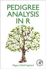 Pedigree Analysis in R