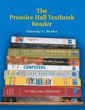 The Prentice Hall Textbook Reader
