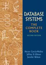 Database Systems: The Complete Book: United States Edition