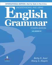 Azar Grammar Series Understanding and Using English Grammar. Student Book (with Key) and Audio CD