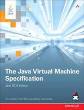 The Java Virtual Machine Specification:  Java SE