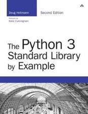 Python 3 Standard Library by Example