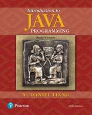 Introduction to Java Programming, Brief Version Plus Myprogramminglab with Pearson Etext -- Access Card Package
