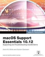 Macos Support Essentials 10.12