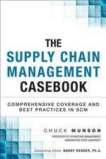 Supply Chain Management Casebook