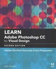 Learn Adobe Photoshop CC for Visual Design