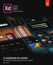 Adobe XD Classroom in a Book