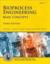 Warner, A: Bioprocess Engineering