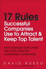 17 RULES SUCCESSFUL COMPANIES